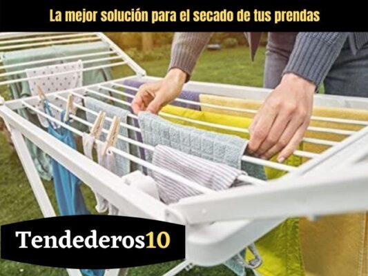 Los mejores tendederos modernos para secar la ropa