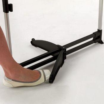 Soporte patas plegables del metaltex tendedero