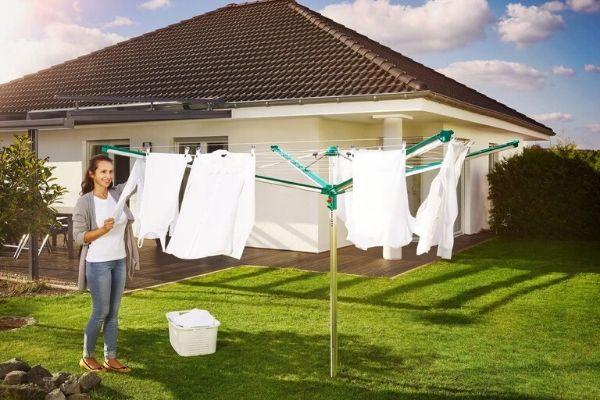 El mejor sistema de secado para exteriores