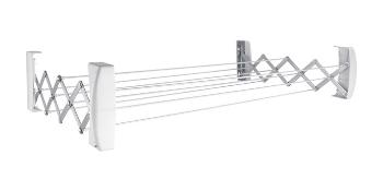 Leifheit Teleclip 74 Tendedero de barras extensible para pared