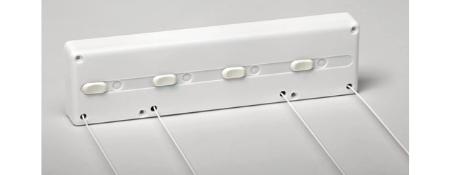 Secatot - tendedero automático con cuerdas de nylon