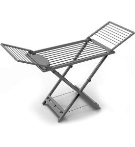 Ergo Clean - Tendedero Plegable portátil con alas