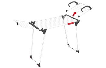 Tendedero de balcón plegable - Vileda Premium 2 en 1