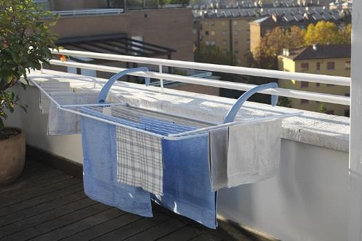 Los mejores tendederos de balcón