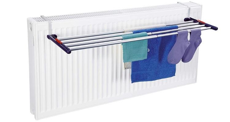 Los mejores tendederos de radiador