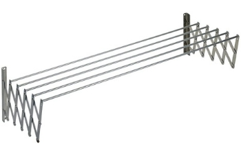 Tendederos extensibles de aluminio