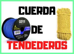 Cuerda para tendederos